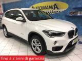 BMW X1 sDrive18d x 150 CV  autom. S tronic Iva Esposta