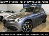 ALFA ROMEO Stelvio 2.2 Td 210CV AT8 Q4 Veloce TETTO PA./1P9 ASSIST