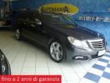 MERCEDES-BENZ E 350 CDI S.W. BlueEFF. 4MATIC
