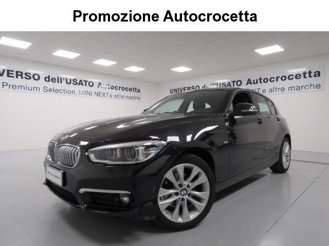 BMW 116 d 5 Porte Urban EURO
